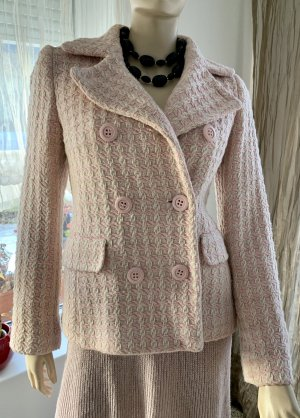 *ATMOSPHERE* zeitlose Boucle Jacke Gr. 38 TOP Chanel Look