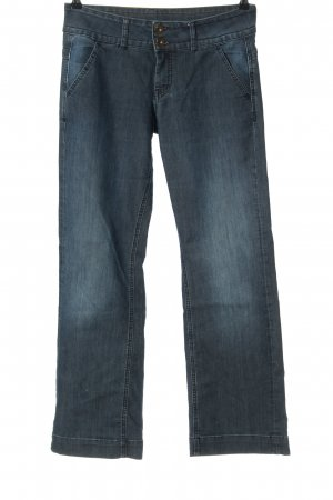 Ato-Berlin Low Rise Jeans blue casual look