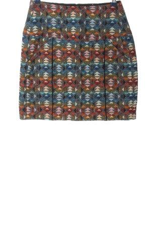 Ato-Berlin Mini-jupe imprimé allover style décontracté