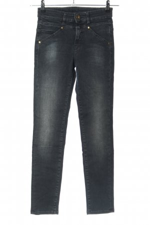 ATO Skinny jeans blauw casual uitstraling