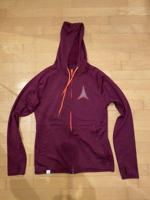 ATOMIC Gilet de sport rouge mûre-violet