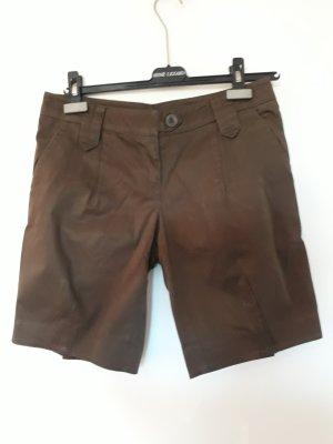 Atos Lombardini Pantaloncino di jeans multicolore Cotone
