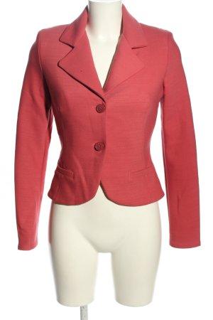 Atos Lombardini Blazer court rouge style d'affaires
