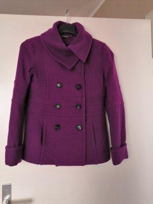 Atos Lombardini Winter Coat lilac