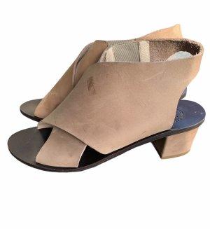 ATP Atelier Hoge hakken sandalen beige