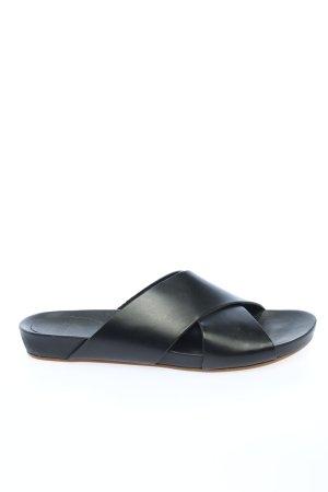 """ATP Atelier Sabots """"Doris Vacchetta Comfy Sandals"""" schwarz"""
