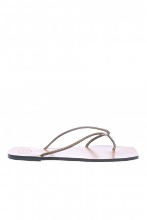 """ATP Atelier Toe-Post sandals """"Alessano Nappa Sandals"""" brown"""