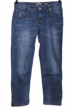 ATT Jeans 7/8 Length Jeans blue casual look