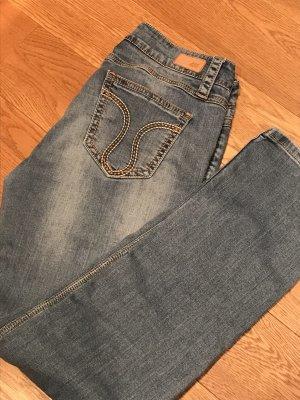 ATT Jeans Slim jeans veelkleurig
