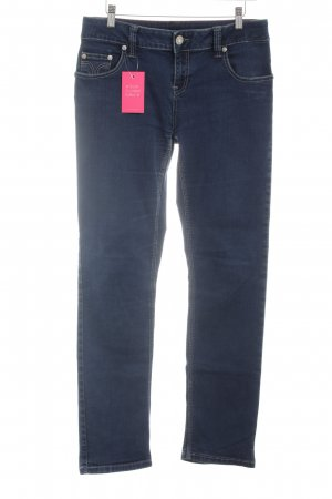 ATT Jeans Straight-Leg Jeans blau Casual-Look
