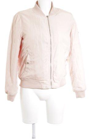 Attentif Bomberjacke rosé Casual-Look