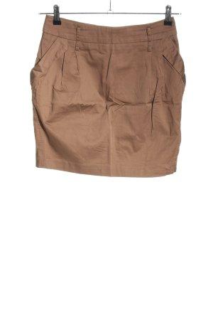 Attentif Miniskirt brown casual look