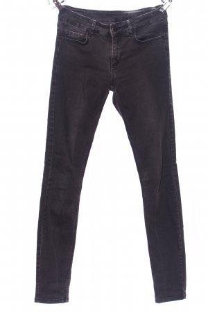 Attention Stretchhose schwarz Casual-Look