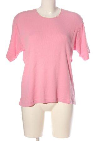 Attention T-shirt różowy W stylu casual