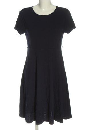 ATTESA Maternity Robe à manches courtes noir style décontracté