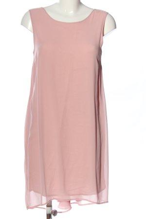ATTESA Maternity Robe courte rose style décontracté