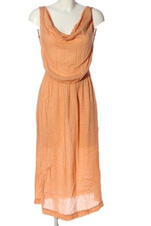 attic and barn Letnia sukienka jasny pomarańczowy W stylu casual