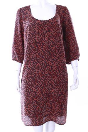 Attic & Barn Vestido tipo túnica multicolor Seda