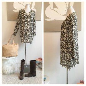 Attic & Barn Mini-jurk veelkleurig Viscose