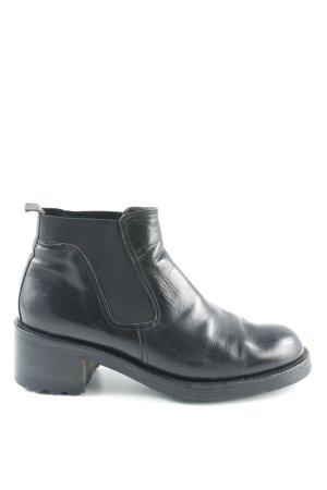 Attilio giusti leombruni Ankle Boots schwarz Street-Fashion-Look