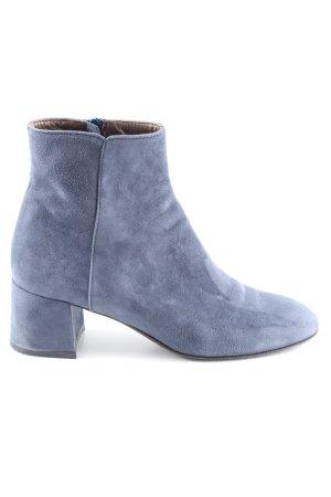 Attilio giusti leombruni Reißverschluss-Stiefeletten blau Casual-Look