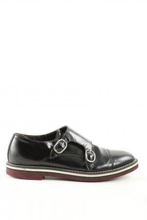 Attilio giusti leombruni Slip-on Shoes black business style