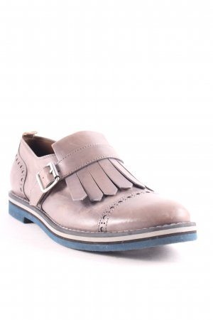 Attilio giusti leombruni Slip-on Shoes grey casual look