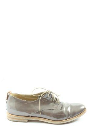 Attilio giusti leombruni Sznurowane buty brązowy W stylu casual