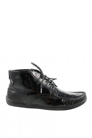 Attilio giusti leombruni Lace Shoes black casual look