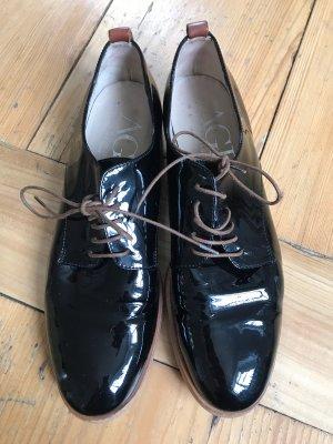 Attilio giusti leombruni Lace Shoes black leather