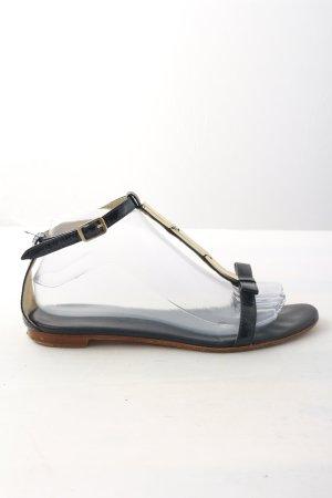 Attilio giusti leombruni Beach Sandals black casual look