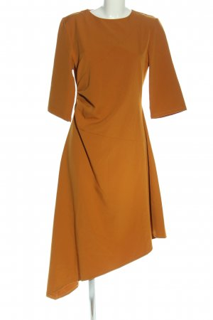Attrait High Low Dress light orange casual look