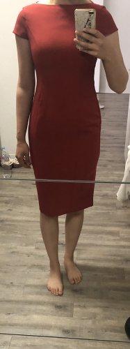 Dorothy Perkins Sheath Dress dark red