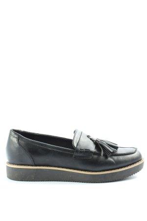 attrattivo Slip-on Shoes black casual look