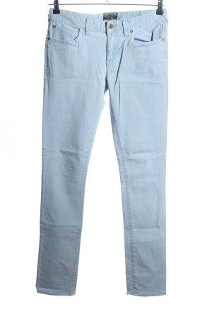 Aubin & wills Straight-Leg Jeans blau Casual-Look
