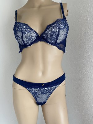 Audace Lingerie Set dark blue