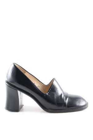 Audley High-Front Pumps black elegant