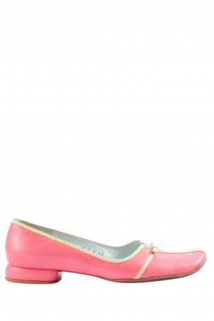 Audley Slip-on Shoes pink-cream casual look