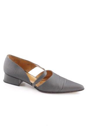 Audley Stiletto gris clair style d'affaires