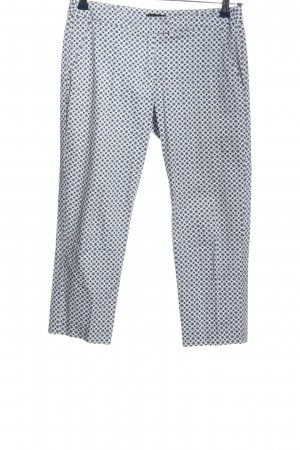 audrey 7/8-Hose Allover-Druck Casual-Look