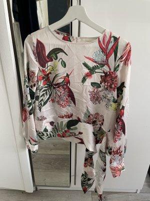 H&M Połyskująca bluzka Wielokolorowy