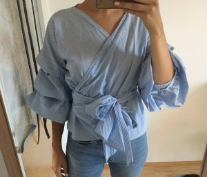 Reserved Blouse portefeuille multicolore