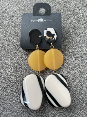 Bijou Brigitte Statement Earrings multicolored