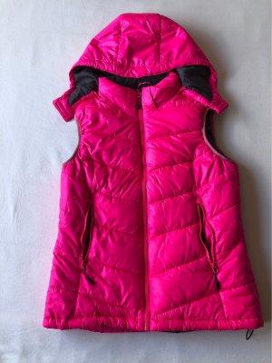 H&M Sport Chaleco deportivo rosa Poliéster