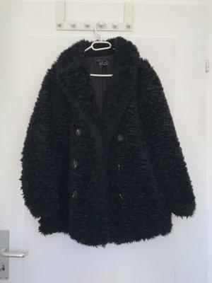 Zara Trafaluc Jack van imitatiebont zwart-zwart bruin Polyester