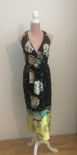 Zara Trafaluc Empire Dress multicolored