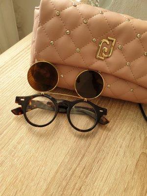 Aufklappbare Sonnenbrille