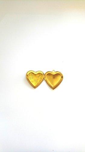Colgante color oro