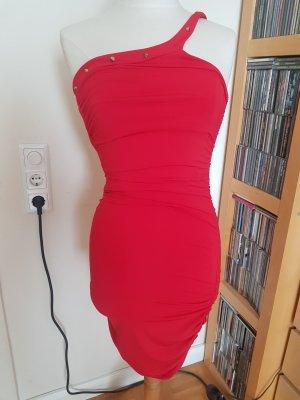 Aufregendes rotes Kleid Gr.38/40