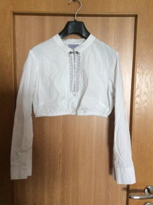 Augenstern Traditional Blouse white